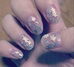 #ネイル #ネイルアート  #セルフネイル  #セルフネイル部  #nail #nails #nailart #nailstagram #naildesign   #beautiful  #fashion  #art #Alexandermcqueen ####