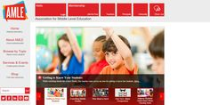 The Association for Middle Level Education (AMLE) is the leading international organization advancing the education of all students ages 10 to 15, helping them succeed as learners and make positive contributions to their communities and to the world. AMLE is committed to helping middle grades educators 1.) Reach every student, 2.) Grow professionally, 3.) Create great schools