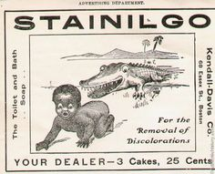 "Did you know in Florida during slavery slave masters would take a enslaved black child tie a rope around his or her legs put them in the water and use them for ALLIGATOR BAIT. Two movies in 1900 ""Alligator Bait"" and ""Gator and the Pickaninny."" both showed and proved this practice.There were many advertisements and postcards in the South that proved this was real. A PART OF HISTORY NEVER TOLD. NOW YOU KNOW. This is horrendous"
