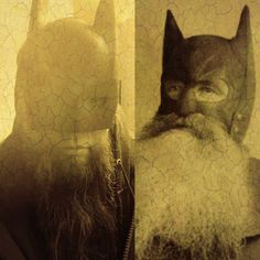 #beard #batman
