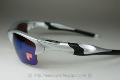 ab3aae5785f319 Singapore Oakley Joe s Collection Half Jacket 2.0 XL Polarized silver + G30  iridium polarized