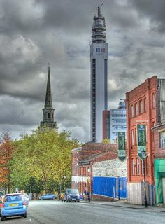 Visit the post for more. City Of Birmingham, Birmingham England, Jewellery Quarter, 2nd City, Interesting Buildings, West Midlands, Best Cities, Britain, United Kingdom