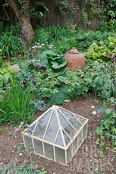Ornamental Kitchen Garden, Barnsdale Gardens