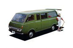 Toyota Hiace Wagon (RH10G) '10.1967–02.1977