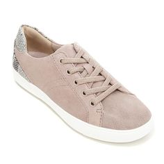 Naturalizer Morrison Classic Lace-Up Sneaker - Gray/Grey