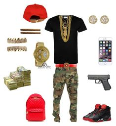 """""""(( Made Myself A Boss)) ~King"""" by leonar-287 ❤ liked on Polyvore featuring beauty, Vito, Fremada, Chanel, 10.Deep, Jordan Brand, Jamie Wolf, Mister, Moschino and Juicy Couture"""