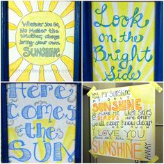 sunshineartcollage