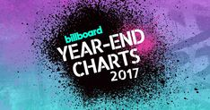 See Billboard's rankings of this year's most popular songs, albums, and artists.