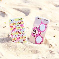 Um amor? Flamingos. Um desejo? Cases de Flamingos. Uma dica? Correr para o nosso site. {cases: flamboyance e óculos flamingos} [TÁ ROLANDO PROMO LÁ NO NOSSO SITE. CORRE] #gocasebr #instagood #iphonecase #flamingos #pink #beach #sun #amogocase