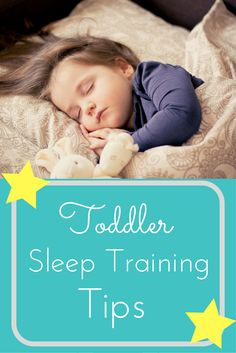 Is your baby now a toddler and still not sleeping? Here's what you can do