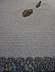 枯山水☆ Garden Park, Zen Rock Garden, Japanese Rock Garden, Japan Garden