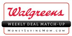 Check out the best deals at Walgreens this week! Thanks to Passionate Penny Pincher for her help with compiling these.