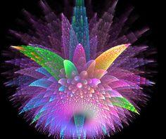 Fractal Energy Mandala | Share