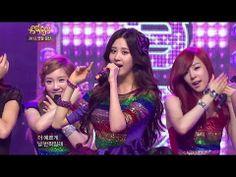 Girls' Generation TTS - Twinkle, 소녀시대 태티서 - 트윙클, Music Core 20121229 - YouTube