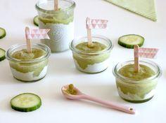 Cucumber Ice-cream