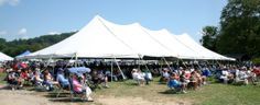 Pickin' in Parsons Bluegrass Festival - Five River Camp Ground