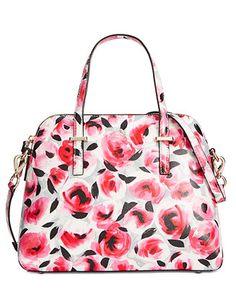 3920bf9c552 kate spade new york Cedar Street Rose Maise Satchel - Handbags    Accessories - Macy s Kate