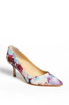 UCLICK SHIPPING: (0.5kg) fr $9, $99 (WAS $119.95) Ivanka Trump 'Indico' Pump available at #Nordstrom