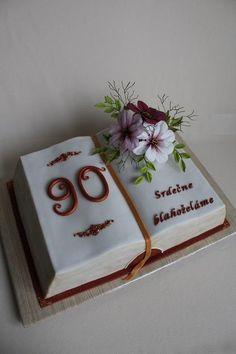 čože je to torta, narodeninové Bible Cake, Chocolates, First Communion Cakes, Paris Cakes, Horse Cake, Harry Potter Cake, Book Cakes, 60th Birthday Party, Character Cakes