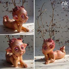 'Nature creature' views by Nekranea on DeviantArt