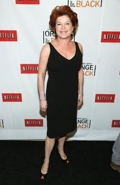 """NEW YORK, NY - JUNE 25: Actress Kate Mulgrew attends """"Orange Is The New Black"""" New York Premiere at The New York Botanical Garden on June 25, 2013 in New York City. (Photo by Rob Kim/Getty Images)"""