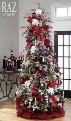 Town Square Christmas Tree