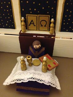 Mass set for Saint Peg Dolls!