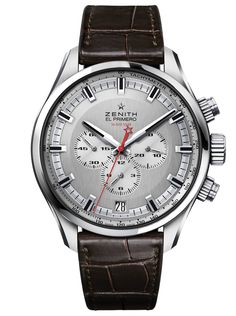 Baselworld watches: Omega and Zenith, and the enduring legacy of iconic brands Stylish Watches, Luxury Watches, Cool Watches, Watches For Men, Men's Watches, Wrist Watches, Fine Watches, Armani Hotel Dubai, Rolex