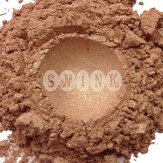 Smink Loose Mineral Shimmering Eyeshadow  Birch by TvalSkincare