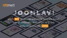 Joomlavi is Cmsmart's trusted partner from 2014, where the huge passion about Joomla. We are proud to work with Joomlavi because they own dedicated and professional team to deliver premium Joomla templates and easy-to-use Joomla extension. All of them is Joomla lovers.