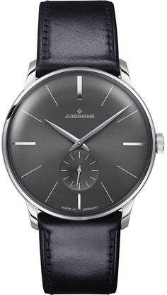 Junghans Watch Meister Handaufzug Pre-Order #basel-15 #bezel-fixed #bracelet-strap-leather #brand-junghans #case-depth-7-3mm #case-material-steel #case-width-37-7mm #delivery-timescale-call-us #dial-colour-grey #gender-mens #luxury #movement-manual #new-product-yes #official-stockist-for-junghans-watches #packaging-junghans-watch-packaging #pre-order #pre-order-date-30-06-2015 #preorder-june #style-dress #subcat-meister #supplier-model-no-027-3503-00…