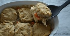 chicken pot pie favorite so far, but I pretty much had only coconut flour.