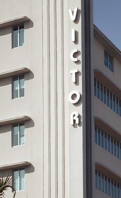 The Art Deco District - Summer House - Vogue Eyewear - South Africa