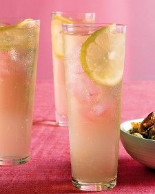 Grapefruit-White Wine Sparkler - Martha Stewart Recipes