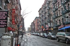 """Orchard Street has been transformed into """"the place to be"""" in Brooklyn. New art galleries, upscale restaurants and residential projects are popping everywhere on this street. Read more: http://www.elegran.com/edge"""