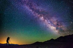 Photographing the Night Sky by Wayne Pinkston on 500px