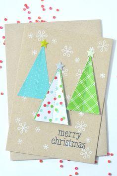 Cardmaking [Weihnachtskarten 1]