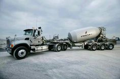 MACK Mack Trucks, Peterbilt Trucks, Big Rig Trucks, Dump Trucks, Tow Truck, Ready Mixed Concrete, Cement Mixer Truck, Concrete Mixers, Road Train