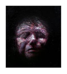 Headhunter, 690 x 785mm, unframed, R2000  My Art for Sale