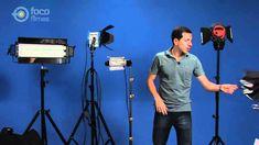 Equipamento - Projetores de luz para filmagem (BR)