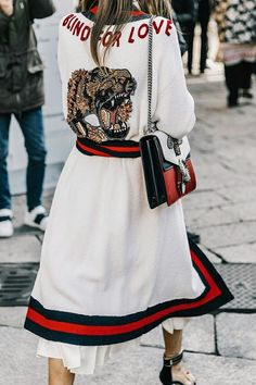 Street Style Milan February 2017 by Vogue Spain