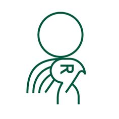 RA logo redesign   logo yamaximov rekaunion