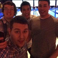 MiniLadd/Craig (left), VanossGaming/Evan (top middle), Moo Snuckel/Brock (right), I AM WILDCAT/Tyler (bottom left).