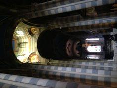 Interno cattedrale S Evasio Casale #Monferrato