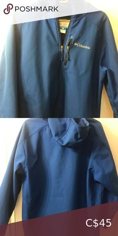 Columbia spring/Fall Jacket Jacket is in excellent condition.No flaws Columbia Jackets & Coats Columbia Blue, Columbia Jacket, Fall Jackets, Spring And Fall, Flaws, Man Shop, Best Deals, Coat, Mens Tops