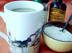 Amaretto Coffee Creamer. Photo by Brenda.