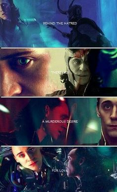 How Loki feels