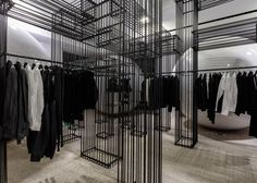 Japanese fashion brand Comme des Garçons has relocated the London branch of its Dover Street Market store to a heritage-listed building on Haymarket