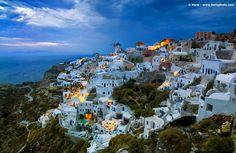 Santorini by Haris Vithoulkas, via 500px   #travel