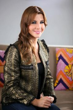Nancy ajram Concerts In London, Nancy Ajram, Work Suits, Lovely Dresses, Beautiful Celebrities, Capes, Singers, Street Style, Facebook